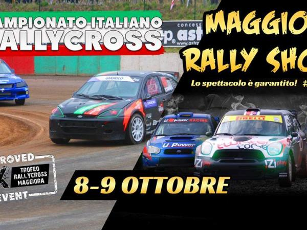 autocross autodromo pragiarolo Campionato Italiano Rallycross + Maggiora Rally Show
